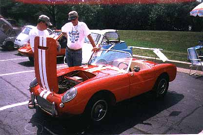 Berkeley Sports Car