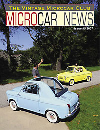 Microcar News current issue